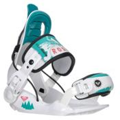 Roxy Rock-It Ready Girls Snowboard Bindings, , medium