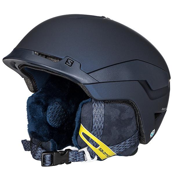 Salomon Quest W Womens Helmet 2017, Wisteria Navy, 600