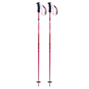 Salomon Shiva Womens Ski Poles 2017, Pink, medium