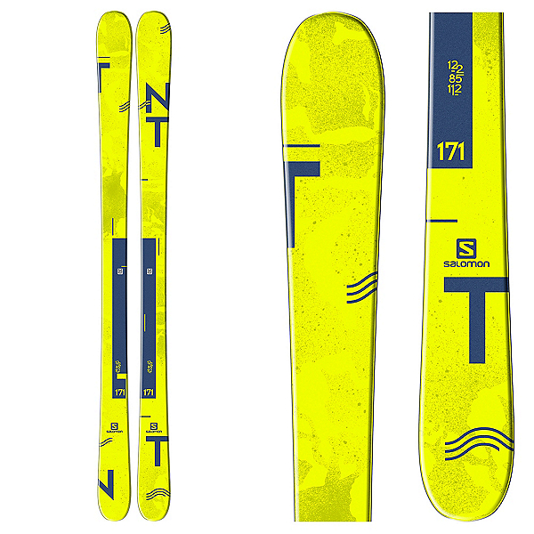 Salomon TNT Skis, , 600