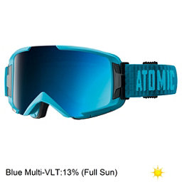 Atomic Savor ML Goggles, Blue-Blue, 256