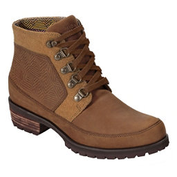 The North Face Bridgeton Ankle Lace Womens Boots, Tagumi Brown-Brunette Brown, 256