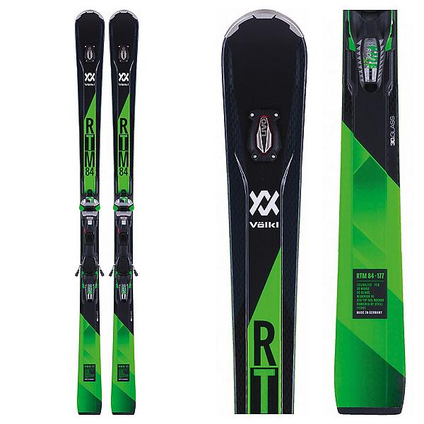 Volkl RTM 84 Skis with IPT WR XL 12 Bindings 2018, , 600