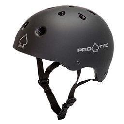 Pro-Tec Classic Mens Skate Helmet 2017, Matte Black, 256