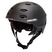Pro-Tec Ace Wake Helmet 2017, Rubber Black, medium