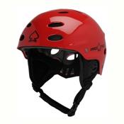 Pro-Tec Ace Wake Helmet 2017, Gloss Red, medium