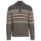 Woolrich Deep Channel Henley Mens Sweater, , medium