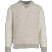 Woolrich Twill Sweatshirt, Geyser, medium