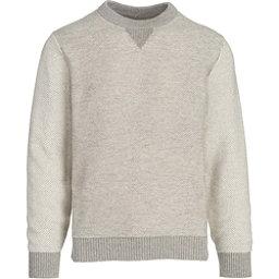Woolrich Twill Sweatshirt, Geyser, 256