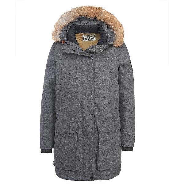 Woolrich Wool Patrol Down Parka Mens Jacket, , 600