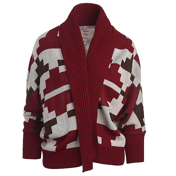 Woolrich Harvest Cardigan Womens Sweater, , 600