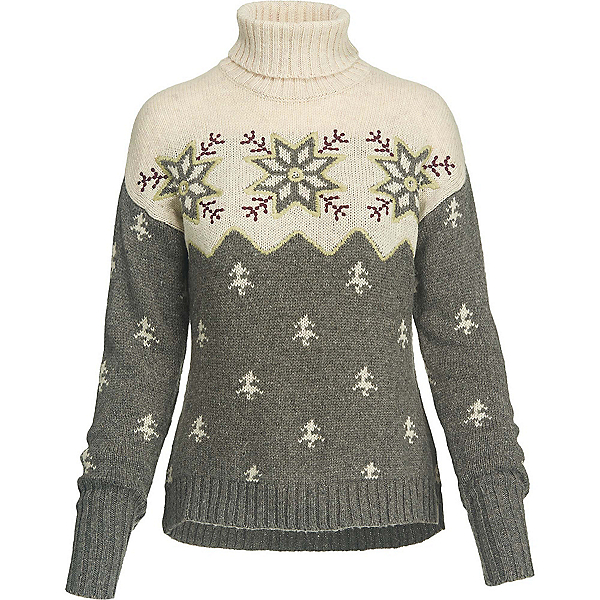 Woolrich Snowfall Valley Turtleneck Womens Sweater, , 600
