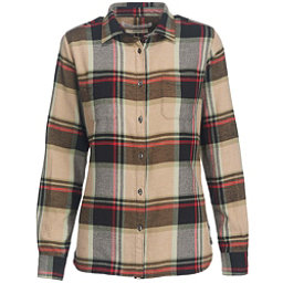 Woolrich The Pemberton Flannel Shirt, Black, 256