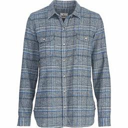 Woolrich Eco Rich Twisted Rich Flannel Shirt, Shadow Plaid, 256