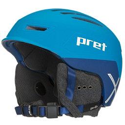 Pret Cirque X Helmet 2018, Rubber Signature Blue, 256
