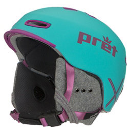 Pret Lyric X Womens Helmet 2018, Rubber Teal, 256
