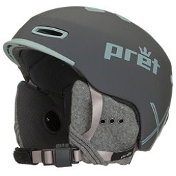 Pret Lyric X Womens Helmet 2018, Rubber Licorice, 256