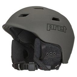 Pret Shaman Helmet 2018, Rubber Mercury, 256