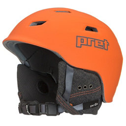 Pret Shaman Helmet 2018, Rubber Orange, 256