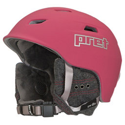 Pret Luxe Womens Helmet 2018, Rubber Berry, 256