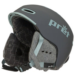 Pret Lyric Womens Helmet 2018, Rubber Licorice, 256