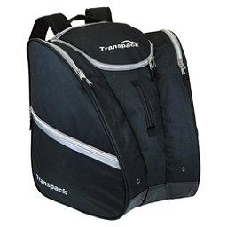 Transpack Cargo Ski Boot Bag 2018, Black-Silver Electric, 256