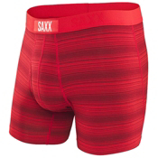SAXX Ultra Boxer Fly, Red Hot Ombre Stripe, medium