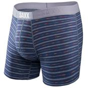 SAXX Vibe Boxer Modern Fit, Cobalt Gradient Stripe, medium