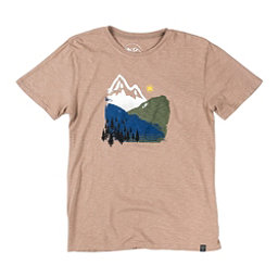 United By Blue Mountain Ink T-Shirt, Tan, 256
