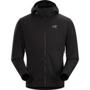 Arc'teryx Kyanite Hoody Mens Jacket, Black, medium