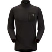 Arc'teryx RHO LT Zip neck Mens Long Underwear Top, , medium