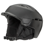 Bern Heist Brim Helmet 2018, Satin Black, medium