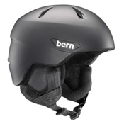 Bern Weston Helmet 2018, Matte Black, medium