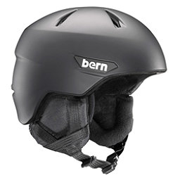 Bern Weston Helmet 2018, Matte Black, 256