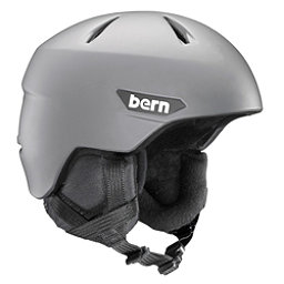 Bern Weston Helmet 2018, Matte Grey, 256