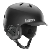 Bern Watts Helmet 2018, Matte Black, medium