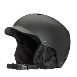 Bern Watts 8Tracks Audio Helmet 2018, Matte Black, 256