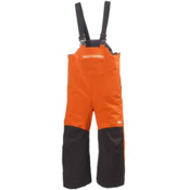 Helly Hansen Rider Insulated Bib Toddler Boys Ski Pants, Magma, medium