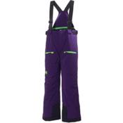 Helly Hansen Powder Boys Kids Ski Pants, Acai, medium