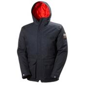 Helly Hansen Brage Parka Mens Jacket, Navy, medium