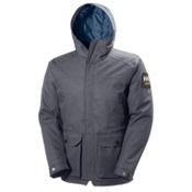 Helly Hansen Brage Parka Mens Jacket, Charcoal, medium