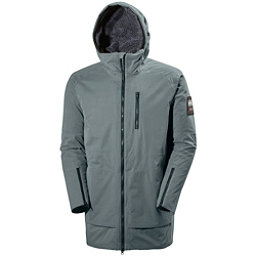 Helly Hansen Njord Parka Mens Jacket, Rock, 256