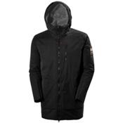 Helly Hansen Njord Parka Mens Jacket, Black, medium