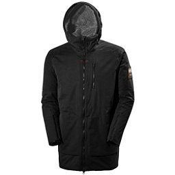 Helly Hansen Njord Parka Mens Jacket, Black, 256