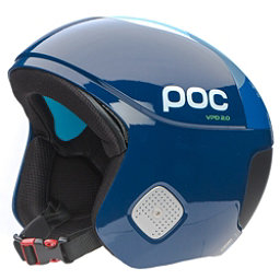 POC Orbic Comp Spin Helmet 2018, Lead Blue, 256