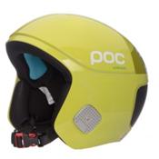 POC Orbic Comp Spin Helmet 2018, Hexane Yellow, medium