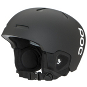 POC Auric Cut Communication Audio Helmet 2018, Matt Black, medium