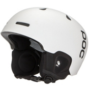 POC Auric Cut Communication Audio Helmet 2018, Matt White, medium