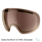 POC Fovea Clarity Lens Goggle Replacement Lens 2018, Overcast, medium