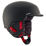Anon Area Womens Helmet 2018, Black Cherry, medium